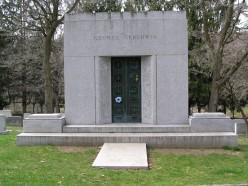 George Gershwin mausoleum