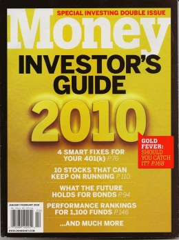 I rate Money magazine 5 out of 5.