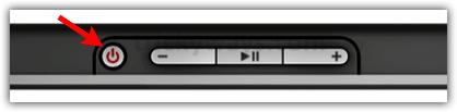 blackberry playbook power button design