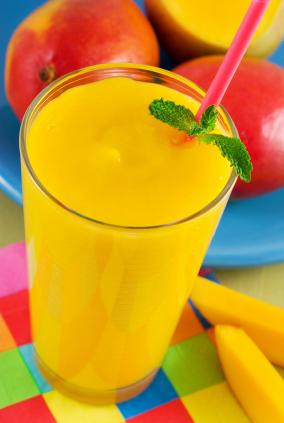 Smoothies also work as low fat lunches