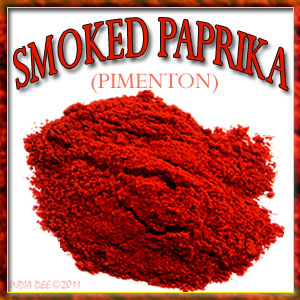 Smoked Paprika brings delightful taste to everything you grill.