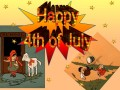 Rhyming Poem for Kids - 4th of July (Independence day Fourth July)