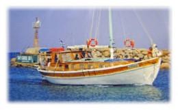 Zeus cruise boat