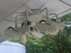 Worried about being watched?