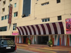 Bangkok Hip Hotel Review