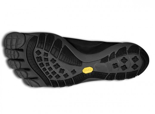 Outsole View.