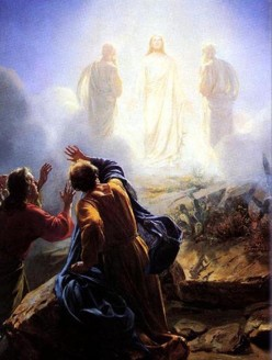 Transfiguration of Christ on the Mountain