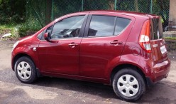 Customer Maruti Suzuki Ritz Review