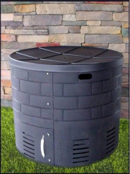 Decorative Compost Bin for your Garden