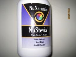 Just Plain Stevia