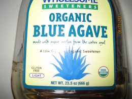 Agave, an All-Natural Sweetener