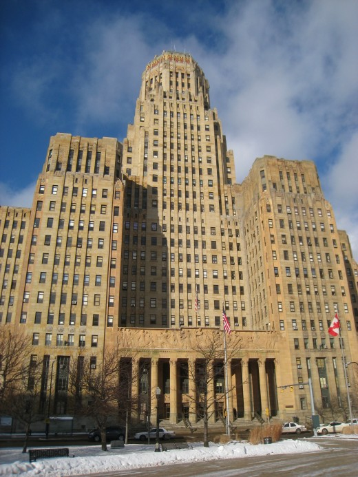Buffalo City Hall, Buffalo, New York