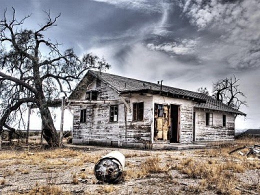 Northern colorado 39 s real haunted houses for Real house pictures