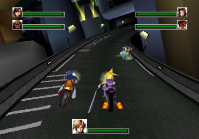 not typical gameplay in an RPG.