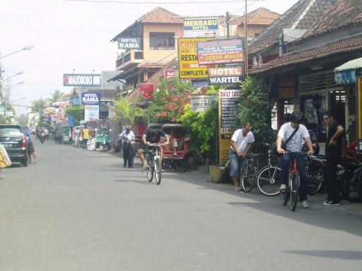 Sosrowijayan - Backpacker to Yogyakarta