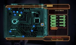 Mass Effect 2 even made their minigames look sci-fi.