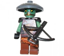 Lego Embo - Star Wars Bounty Hunter