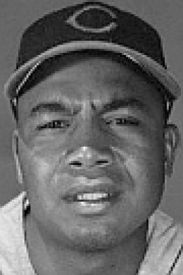 Larry Doby, American League's first African-American player