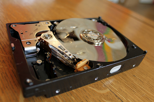 Hardware engineers can also design peripherals like hard drives.