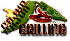 BBQ Grilled Cajun Style Pizza Recipe