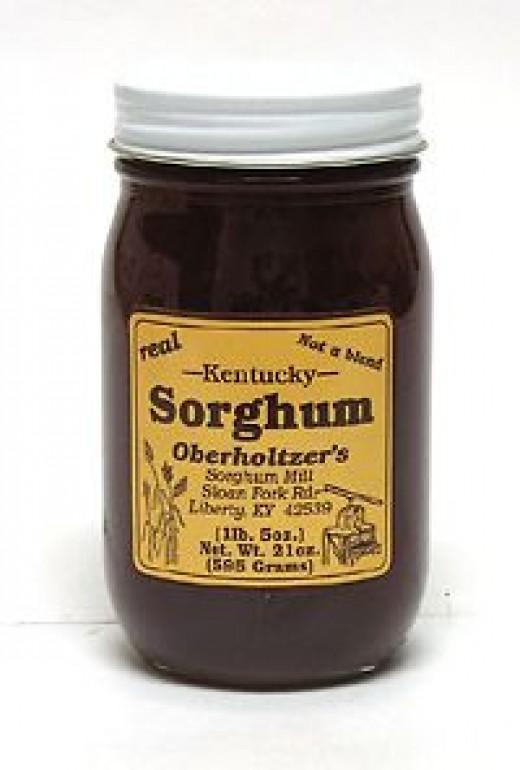 Sorghum Syrup