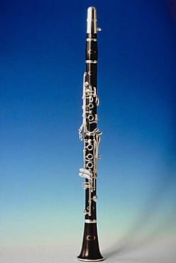 The clarinet's mellow sound has also made it the solo instrument chosen by many composers.