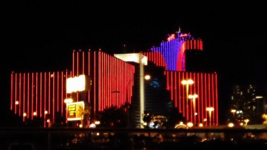 Rio All-Suite Hotel & Casino - 3700 W Flamingo Rd, Las Vegas, Nevada 89103   (866) 746-7671