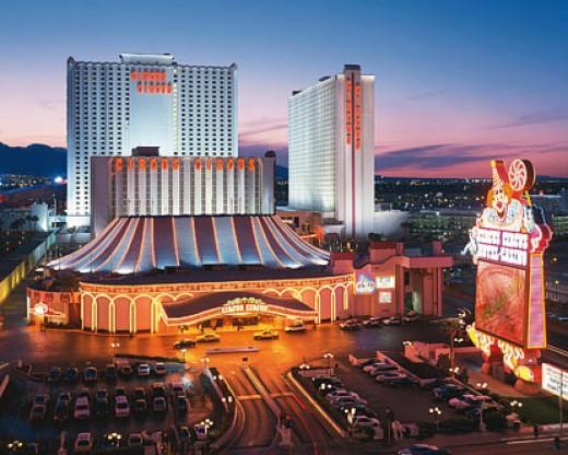Circus Circus Las Vegas Hotel Resort and Casino 2880 Las Vegas Boulevard South, Las Vegas, NV 89109 (877) 434-9175