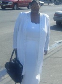 Vice President Pastor-Elect Queen Nakita Bruce