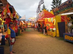 Carnival Rides, Games and Sideshows of the Harlot Church System