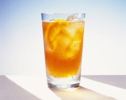 Summertime and the Living is . . .Sweet Tea
