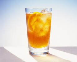 Summertime - and the living includes sweet tea