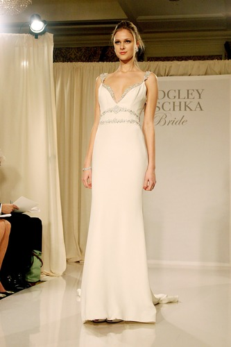Sheath dresses are sleek and elegant.