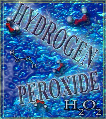 Hydrogen Peroxide H2O2 Graphic