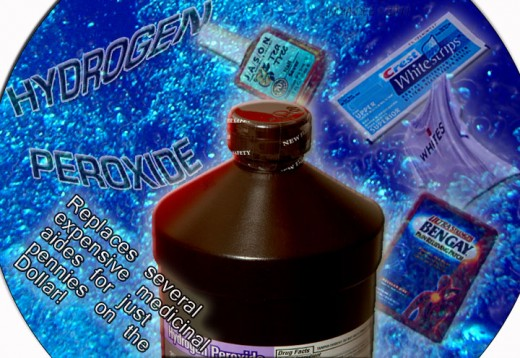 Replacing those expensive store bought supplies with Hydrogen Peroxide saves you big money due its very low cost!