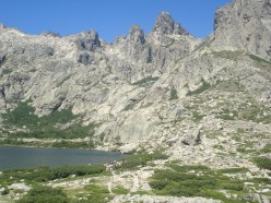 Corsica - Hiking and Mountain Climbing in Restonica Valley to Lac de Melu - Part III