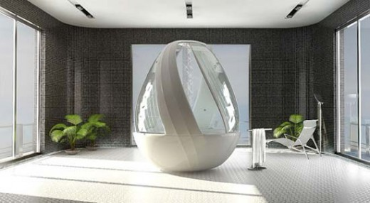 cocoon stall shower