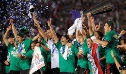 PROUD AMERICANS CELEBRATING MEXICO WIN