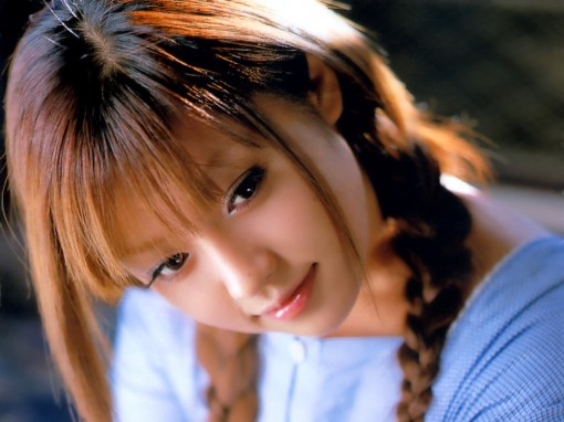 In a perfect world, Megumi would be played by Kyoko Fukada