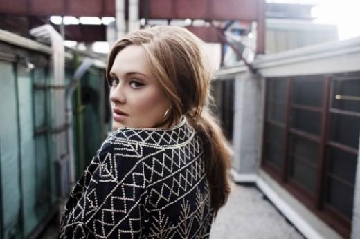 Adele; adele.tv