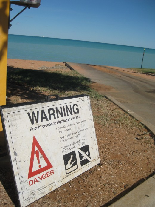 Town Beach Broome WA