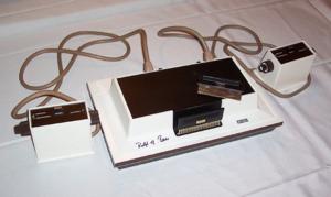 The original Magnavox Odyssey
