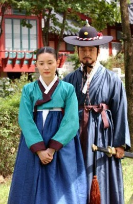 Jang Geum and Jung Ho warmed the Filipinos in the TV series Jewel in the Palace