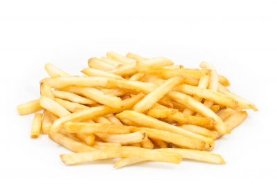 French Fries don't count as a vegatable do they?
