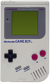 The Nintendo Gameboy