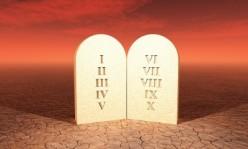 Why You Should Break The 10 Commandments:  Building a Better Future