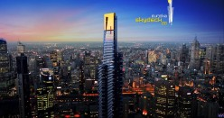 Eureka Skydeck Tower The Edge Melbourne