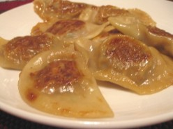 Chinese Dumpling Pot Sticker Recipe
