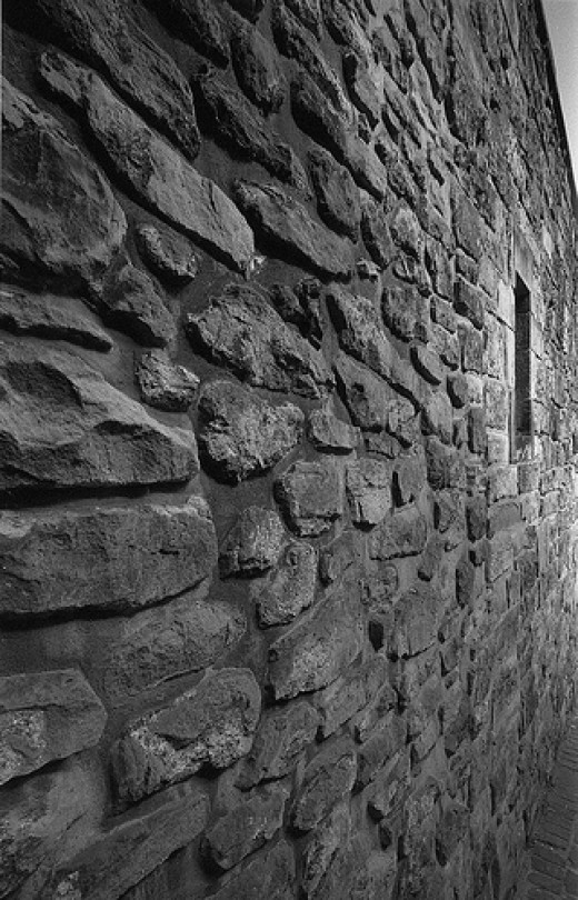 Maintain a thick wall against the barbarian invaders of your privacy.