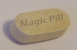 Feel down, take a pill! The doctor's promise of a happy ending!